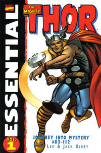 Cover Thumbnail for Essential Thor (Marvel, 2001 series) #1 [Second Printing]