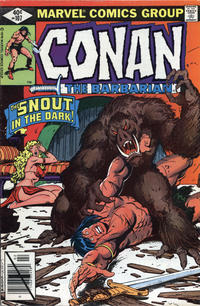 Cover Thumbnail for Conan the Barbarian (Marvel, 1970 series) #107 [Direct Edition]
