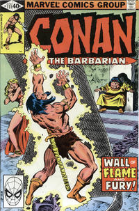 Cover Thumbnail for Conan the Barbarian (Marvel, 1970 series) #111 [Direct Edition]