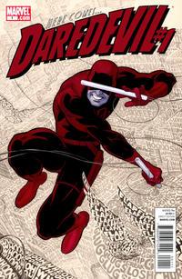 Cover Thumbnail for Daredevil (Marvel, 2011 series) #1