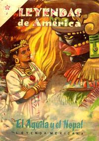 Cover Thumbnail for Leyendas de América (Editorial Novaro, 1956 series) #2