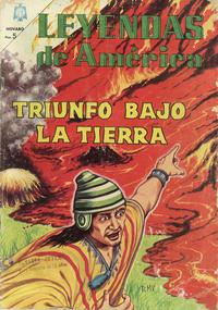 Cover Thumbnail for Leyendas de América (Editorial Novaro, 1956 series) #105