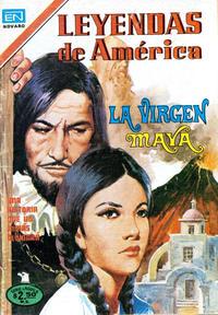 Cover Thumbnail for Leyendas de América (Editorial Novaro, 1956 series) #361