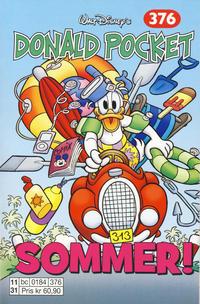 Cover Thumbnail for Donald Pocket (Hjemmet / Egmont, 1968 series) #376