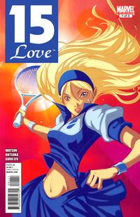 Cover Thumbnail for 15-Love (Marvel, 2011 series) #1