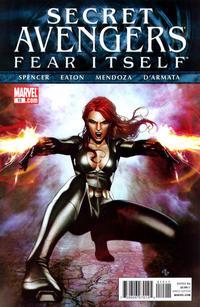 Cover Thumbnail for Secret Avengers (Marvel, 2010 series) #15