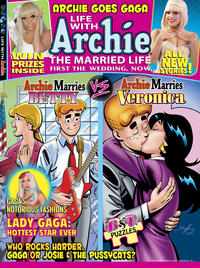Cover Thumbnail for Life with Archie (Archie, 2010 series) #9