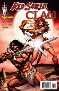 Cover Thumbnail for Red Sonja / Claw: The Devil's Hands (DC, 2006 series) #4 [Cover A]