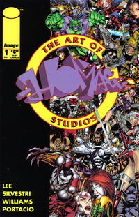 Cover Thumbnail for The Art of Homage Studios (Image, 1993 series) #1