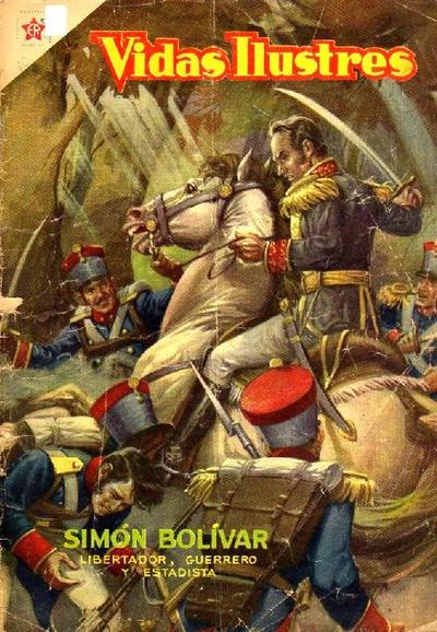 Cover for Vidas Ilustres (Editorial Novaro, 1956 series) #10