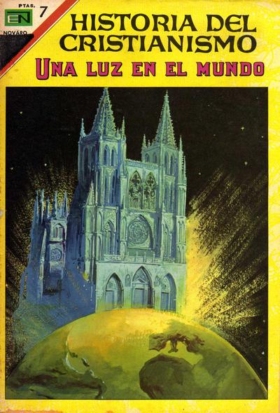 Cover for Historia del Cristianismo (Editorial Novaro, 1966 series) #19