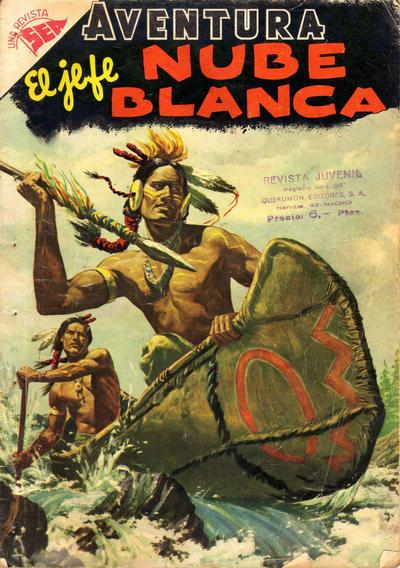 Cover for Aventura (Editorial Novaro, 1954 series) #62