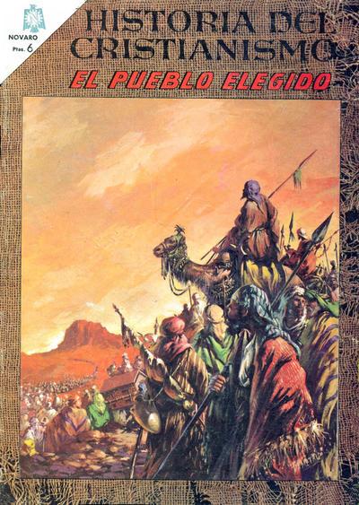 Cover for Historia del Cristianismo (Editorial Novaro, 1966 series) #1