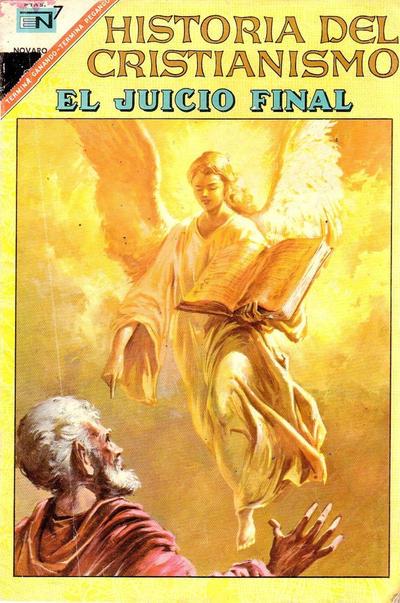 Cover for Historia del Cristianismo (Editorial Novaro, 1966 series) #15