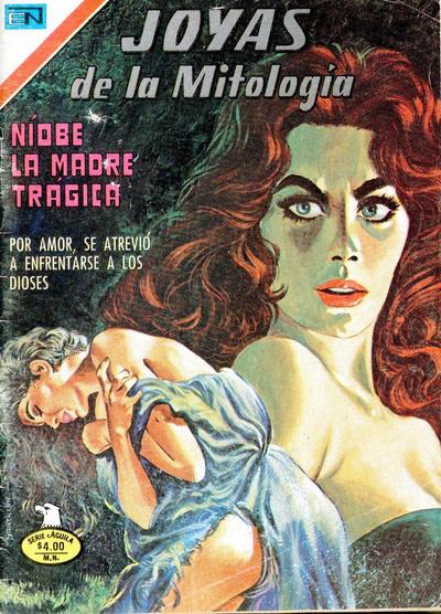 Cover for Joyas de la Mitología (Editorial Novaro, 1962 series) #462