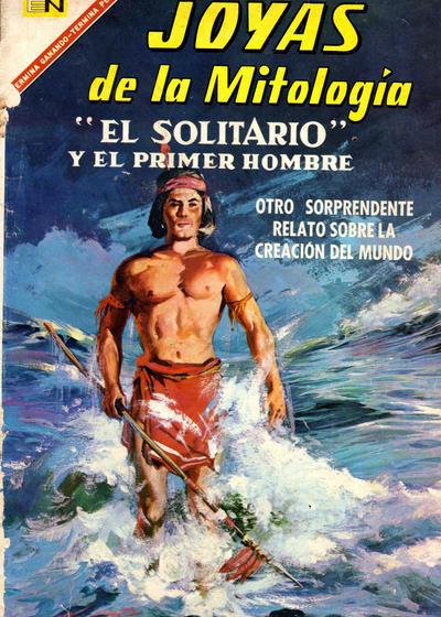 Cover for Joyas de la Mitología (Editorial Novaro, 1962 series) #69