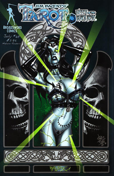 Cover for Tarot: Witch of the Black Rose (Broadsword, 2000 series) #69 [Cover C]