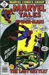 Cover for Marvel Tales (Marvel, 1966 series) #94 [Whitman]