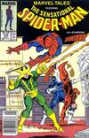 Cover for Marvel Tales (Marvel, 1966 series) #199 [Newsstand Edition]