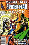 Cover for Marvel Tales (Marvel, 1966 series) #205 [Newsstand Edition]