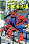 Cover for Marvel Tales (Marvel, 1966 series) #210 [Newsstand]