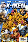 Cover for The Uncanny X-Men (Marvel, 1981 series) #384 [Direct Edition]