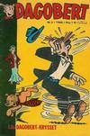 Cover for Dagobert (Åhlén & Åkerlunds, 1960 series) #2/1960