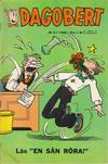 Cover for Dagobert (Åhlén & Åkerlunds, 1960 series) #3/1960