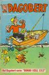 Cover for Dagobert (Åhlén & Åkerlunds, 1960 series) #4/1960