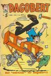 Cover for Dagobert (Åhlén & Åkerlunds, 1960 series) #5/1960