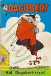 Cover for Dagobert (Åhlén & Åkerlunds, 1960 series) #6/1960