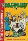 Cover for Dagobert (Åhlén & Åkerlunds, 1960 series) #5-6/1961
