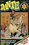 Cover for Dante (Semic, 1975 series) #2/1975