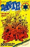 Cover for Dante (Semic, 1975 series) #3/1975