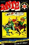 Cover for Dante (Semic, 1975 series) #4/1975