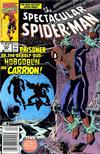 Cover Thumbnail for The Spectacular Spider-Man (1976 series) #163 [newsstand]