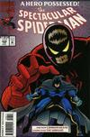 Cover for The Spectacular Spider-Man (Marvel, 1976 series) #208