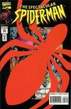Cover for The Spectacular Spider-Man (Marvel, 1976 series) #223 [Die-Cut Cover]