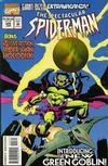 Cover for The Spectacular Spider-Man (Marvel, 1976 series) #225 [Enhanced Holodisk Variant]