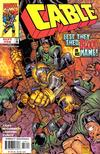 Cover for Cable (Marvel, 1993 series) #58 [Direct Edition]