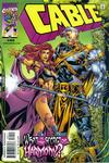Cover for Cable (Marvel, 1993 series) #80 [Direct Edition]