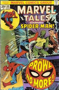 Cover Thumbnail for Marvel Tales (Marvel, 1966 series) #60