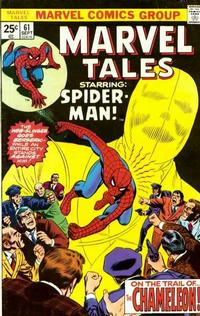 Cover Thumbnail for Marvel Tales (Marvel, 1966 series) #61