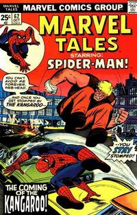 Cover Thumbnail for Marvel Tales (Marvel, 1966 series) #62