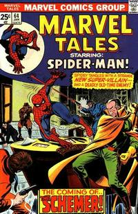 Cover Thumbnail for Marvel Tales (Marvel, 1966 series) #64