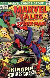 Cover Thumbnail for Marvel Tales (Marvel, 1966 series) #65