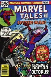 Cover Thumbnail for Marvel Tales (Marvel, 1966 series) #69