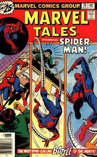 Cover Thumbnail for Marvel Tales (Marvel, 1966 series) #70