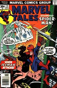 Cover Thumbnail for Marvel Tales (Marvel, 1966 series) #73