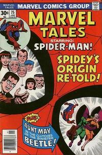 Cover Thumbnail for Marvel Tales (Marvel, 1966 series) #75